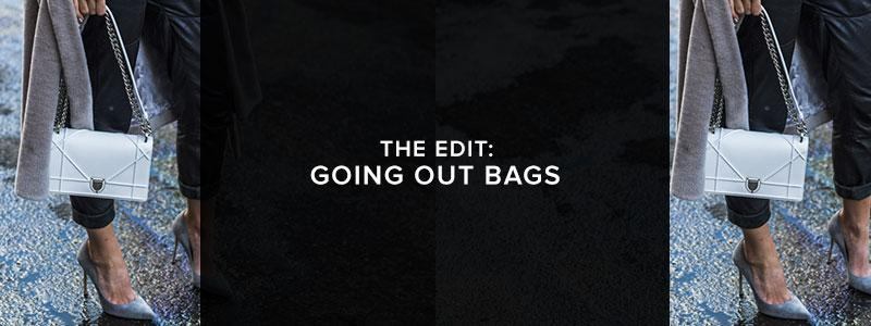 The Edit: Going Out Bags
