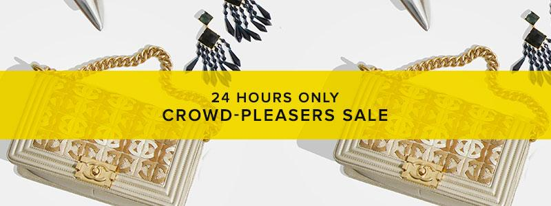 Crowd Pleasers Sale