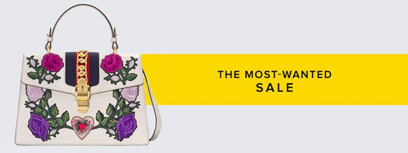 The Most-Wanted Sale