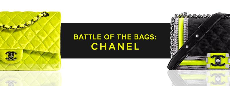 Battle Of The Bags: Chanel