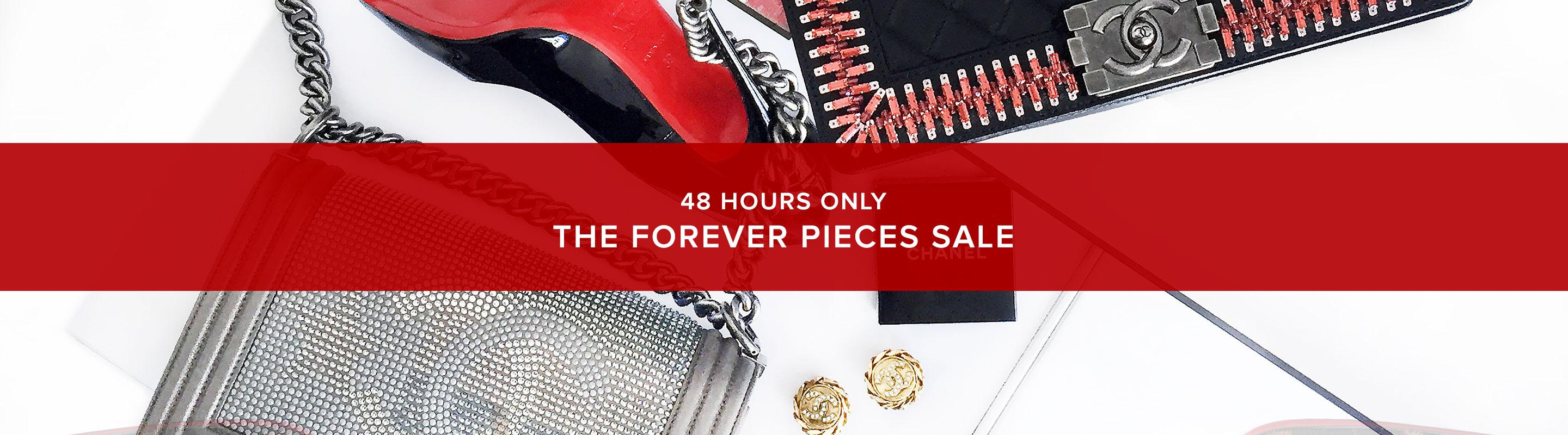 The Forever Pieces Sale