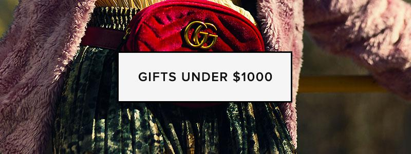 Gifts Under $1000