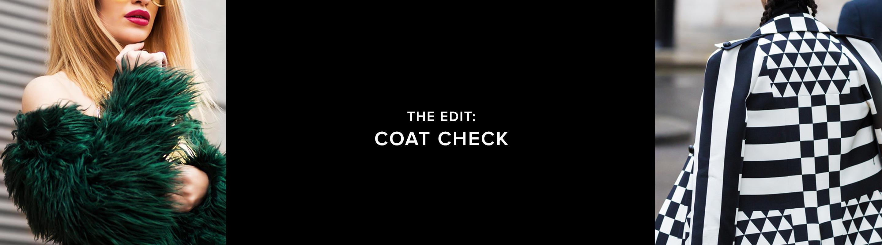The Edit: Coat Check