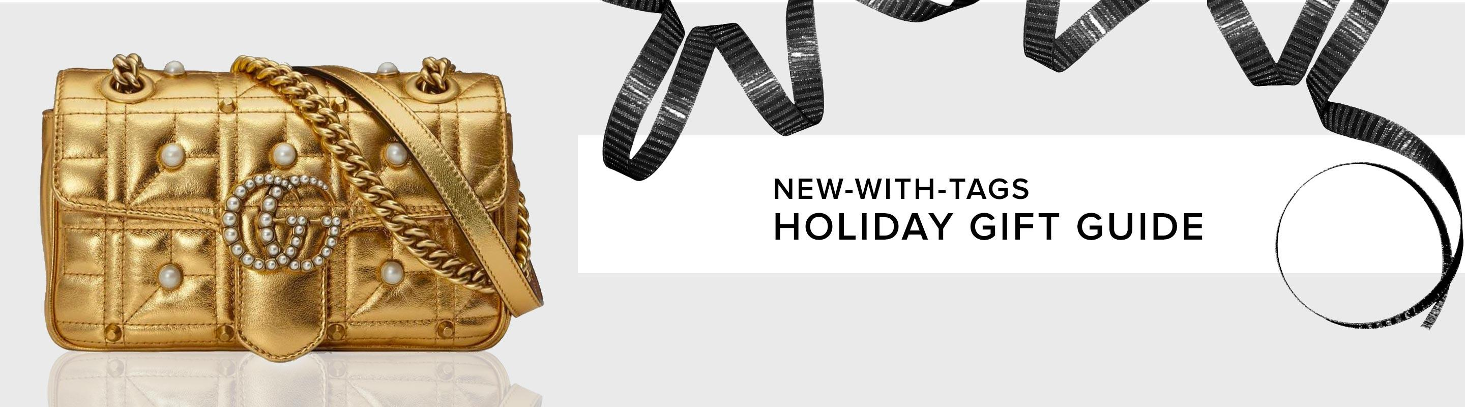 New-With-Tags Holiday Gift Guide