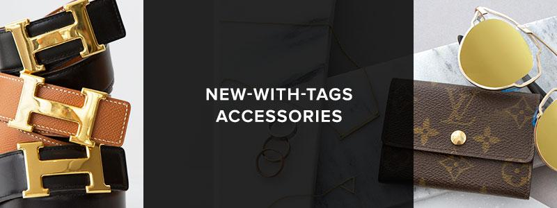 New-With-Tags Accessories