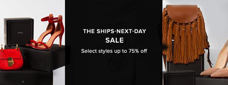The Ships-Next-Day Sale