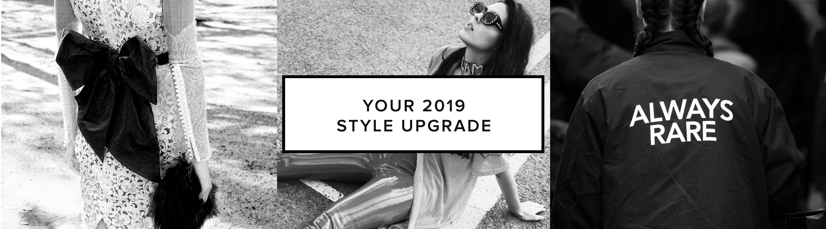 Your 2019 Style Upgrade