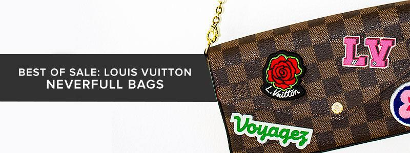 Best Of Sale: Louis Vuitton • Neverfull Bags
