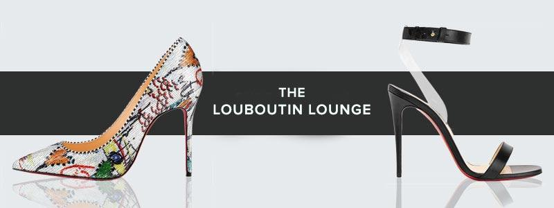 The Louboutin Lounge