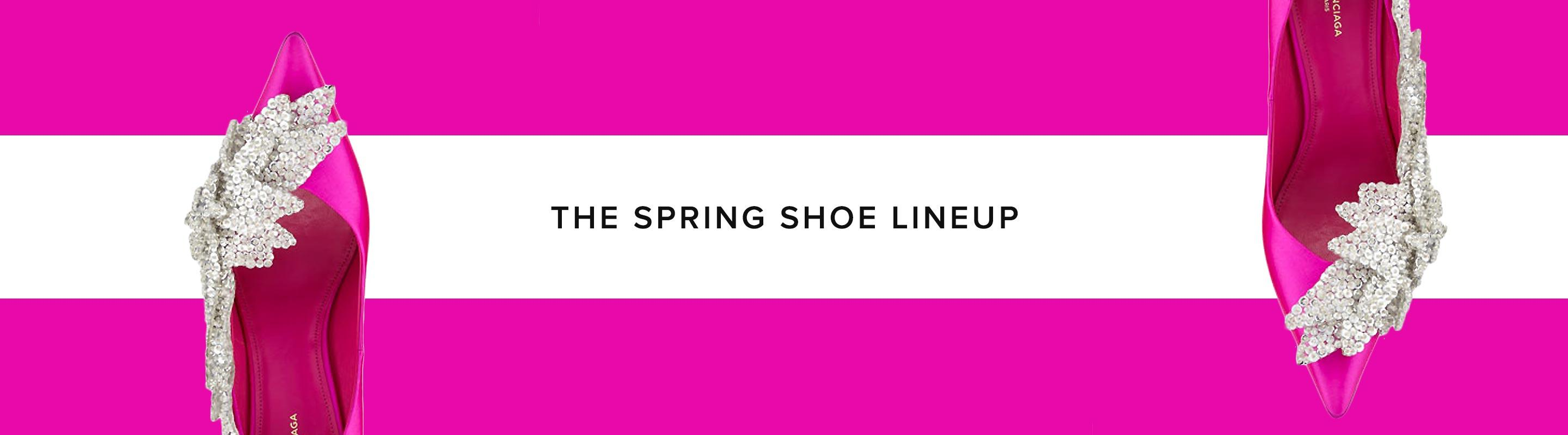 The Spring Shoe Lineup