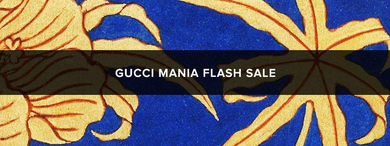 Gucci Mania Flash Sale