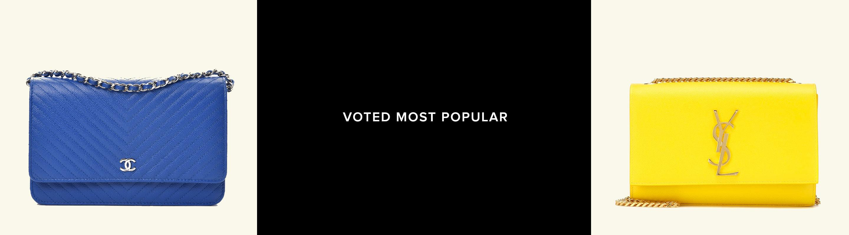 Voted Most Popular
