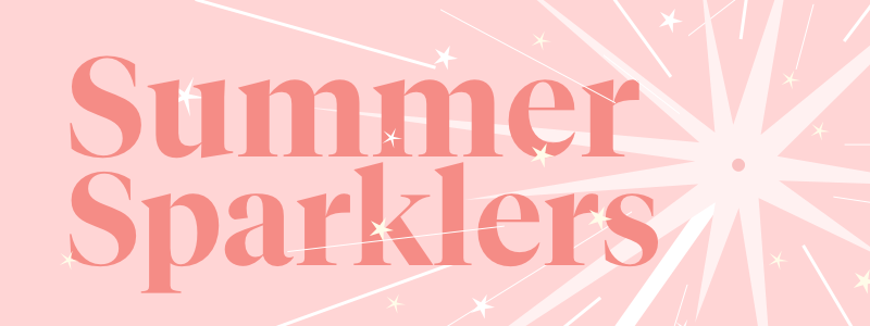 Summer Sparklers: Barely There Sandals