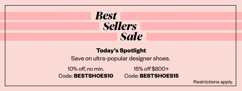 Best Sellers Sale: Shoes