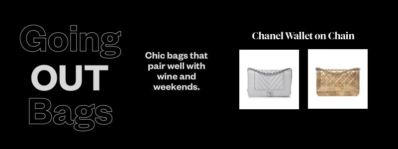 Going Out Bags: Chanel WOC