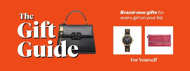 The Gift Guide: For Yourself