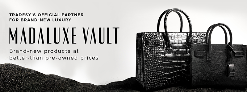 MadaLuxe Vault Shop Brand New Luxury at Tradesy