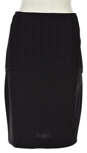 Catherine Malandrino Womens Skirt Black