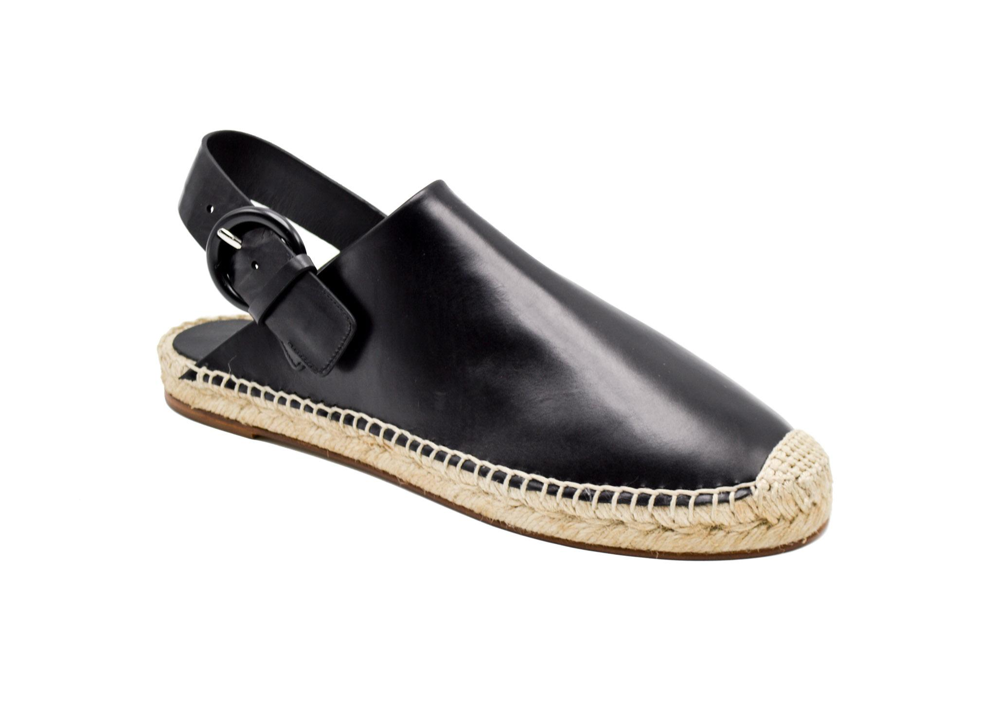 Céline Leather Mules