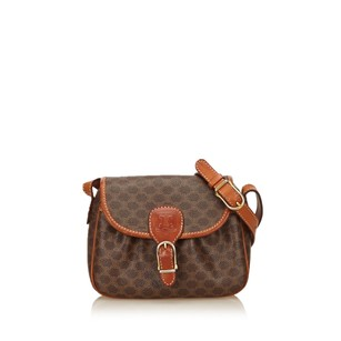 Céline Brown Leather Others Shoulder Bag