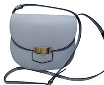 Céline Trotter Messenger Light Blue Cross Body Bag
