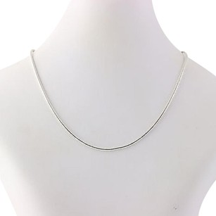 Chamilia Miss Chamilia Necklace - Sterling Silver 1216-0010 14 Snake Chain Girls
