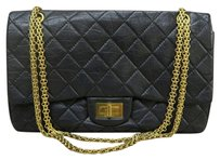 Chanel 227 Cf Reissue Double Flap Shoulder Bag