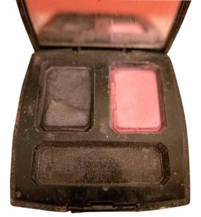 Chanel Authentic Chanel Dual Eyeshadow Charcoal/Opal