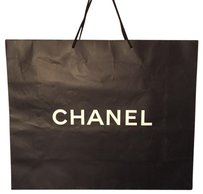 Chanel authentic CHANEL large SHOPPING BAG TOTE