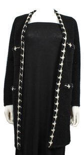 Chanel Cashmere Long Coat Sweater Cardigan