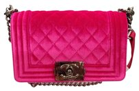 Chanel Boy Flap Cross Body Bag