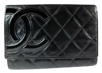 Chanel Cambon - Black, Leather &