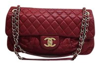 Chanel Caviar Jumbo Flap Shoulder Bag