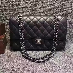 Chanel Caviar Medium Shoulder Bag