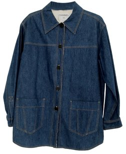 Chanel Chanel 36 Denim Jacket and Jeans