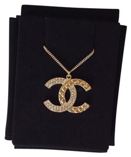 Chanel Chanel CC Logo Necklace