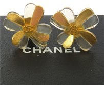Chanel CHANEL CC MOTIF EARRINGS CLIP-ON FRANCE