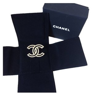 Chanel Chanel Crystal Large Brooch