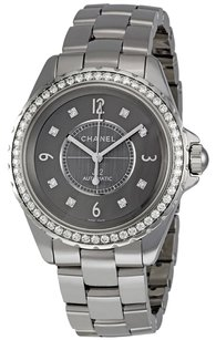 Chanel CHANEL J12 Chromatic Diamond Men's Self-winding Watch REF: H2566
