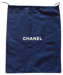 Chanel Chanel Large Purse Dustbag 15 X 19