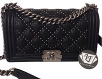 Chanel Boy Boy Medium Cross Body Bag
