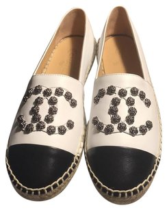 Chanel Espadrilles white Flats