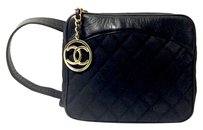 Chanel Fanny Pack BLACK Clutch