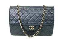 Chanel Leather Purse Hand Lambskin Shoulder Bag