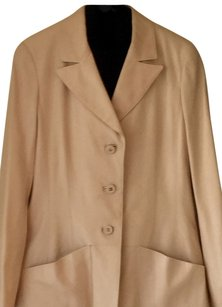 Chanel Like New Natural Coat