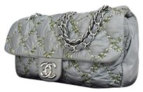 Chanel Quilted Nylon Bubble Shoulder Bag
