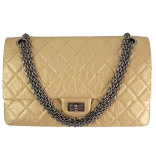 Chanel Reissue Distressed Shoulder Bag