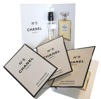 Chanel sample set