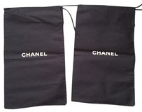 Chanel Set of two Dust Bags.