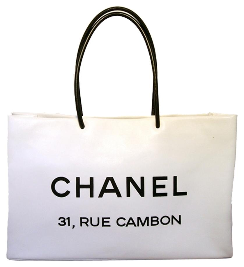 Chanel Shopping Bags - Up to 70% off at Tradesy